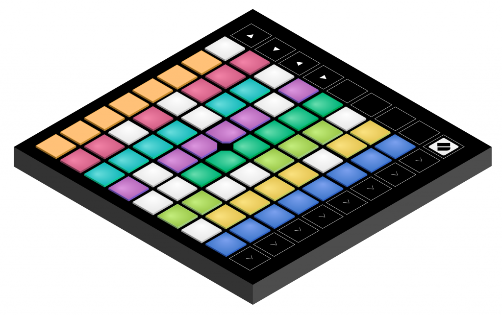 Launchpad X 3D Buttons