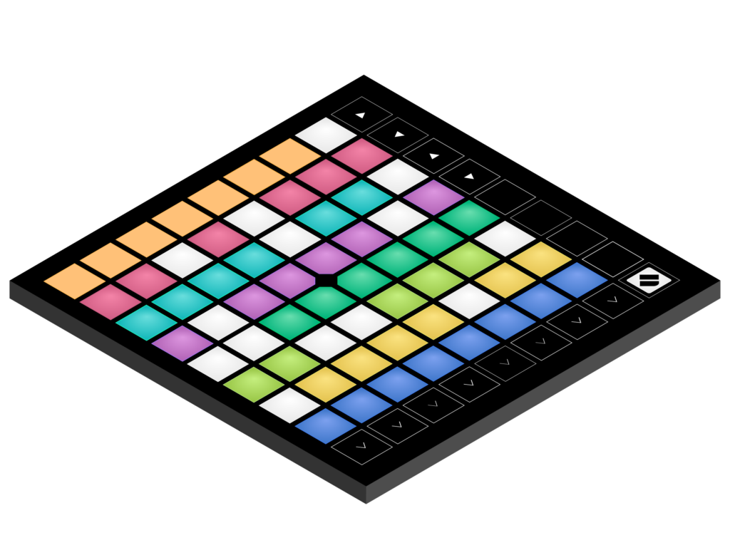 Launchpad X - Extrude and Bevel